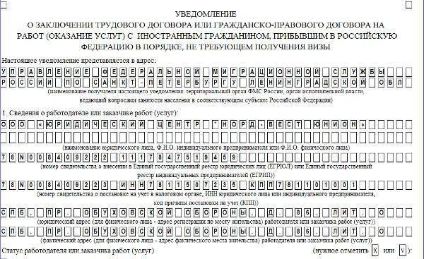 Правила приема на работу в россии