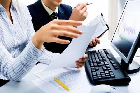 Образец заполнения бухгалтерского баланса