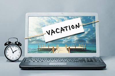 Как считать очередной отпуск