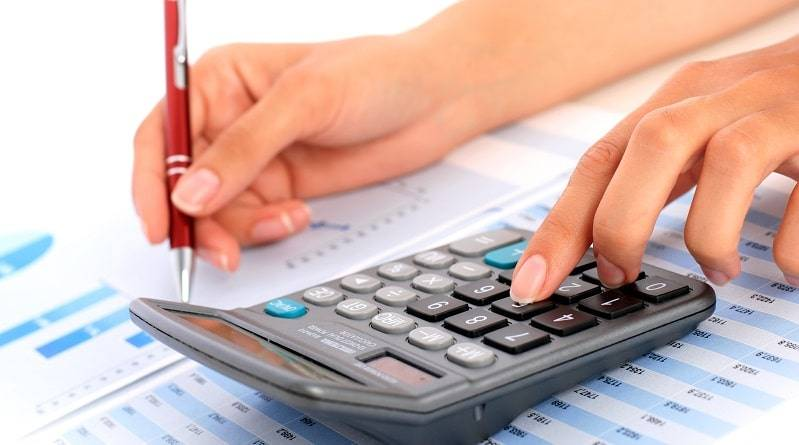 Как считается подоходный налог