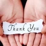 Благодарственное письмо сотруднику